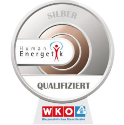 WKO Humanenergetik Silber Siegel